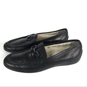 Salvatore Ferragamo Horsebit Loafers Size 8 AA